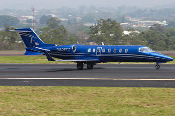 N526CF - Private Learjet 45