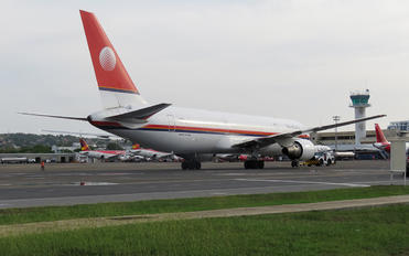 I-AIGJ - Meridiana Boeing 767-300ER