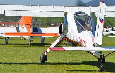 OM-SZA - Private PZL 104 Wilga 35A