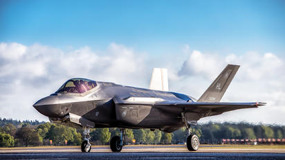 14-5094 - USA - Air Force Lockheed Martin F-35A Lightning II
