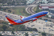 N958WN - Southwest Airlines Boeing 737-700 aircraft
