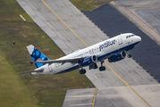N636JB - JetBlue Airways Airbus A320 aircraft