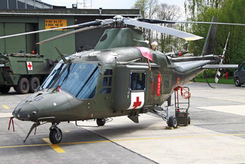 H28 - Belgium - Air Force Agusta / Agusta-Bell A 109BA