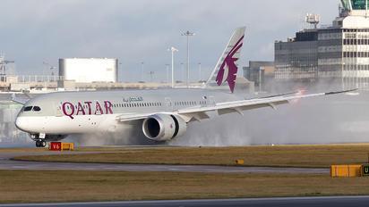A7-BCS - Qatar Airways Boeing 787-8 Dreamliner