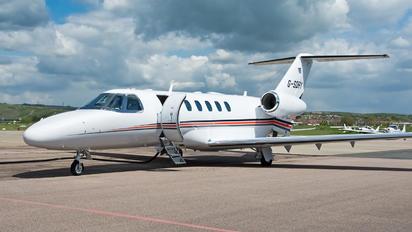 G-SDRY - Private Cessna 525C Citation CJ4