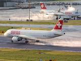 HB-JLS - Swiss Airbus A320 aircraft