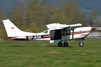 SP-ASK - Aeroklub Warmińsko-Mazurski Cessna 206 Stationair (all models)