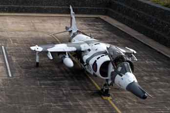 XZ991 - Royal Air Force British Aerospace Harrier GR.3