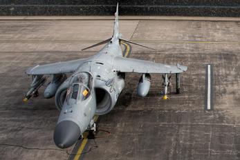 ZH796 - Royal Navy British Aerospace Sea Harrier FA.2