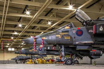 XZ374 - Royal Air Force Sepecat Jaguar GR.1