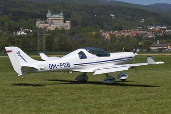 OM-PDB - Aeroklub Prievidza Aerospol WT9 Dynamic
