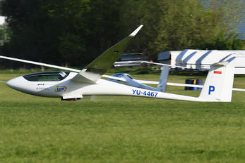 YU-4467 - Private Jonker Sailplanes JS1 Revelation 21m