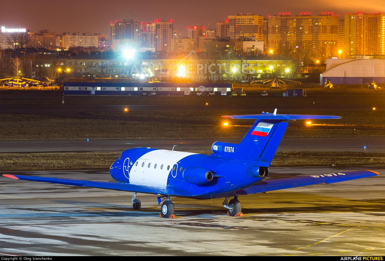 SibNIA 87974 aircraft at St. Petersburg - Pulkovo
