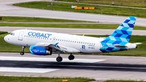 5B-DCV - Cobalt Airbus A319 aircraft