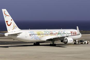 HB-JJF - TUI Airlines Netherlands Boeing 767-300ER