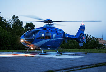 OK-BYB - Czech Republic - Police Eurocopter EC135 (all models)