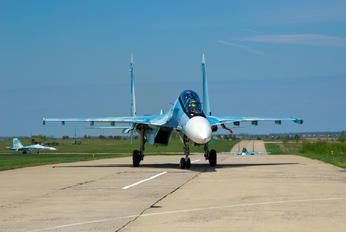 "RF-95860 - Russia - Air Force ""Falcons of Russia"" Sukhoi Su-30SM"