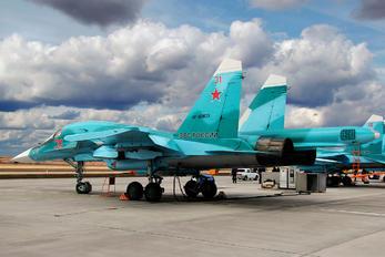 RF-93823 - Russia - Air Force Sukhoi Su-34