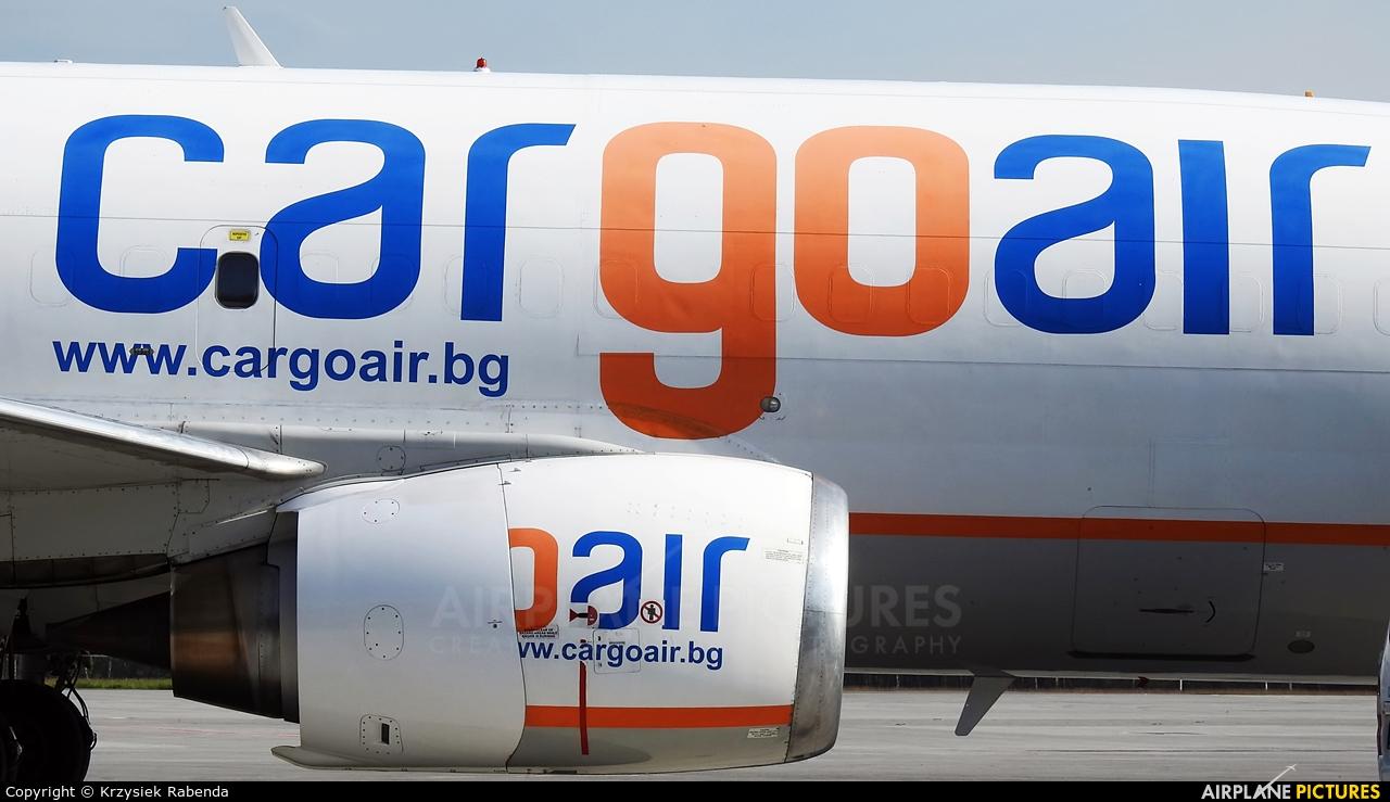 Cargo Air LZ-CGQ aircraft at Katowice - Pyrzowice