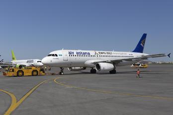 P4-KBA - Air Astana Airbus A320