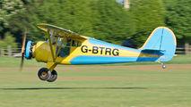 G-BTRG - Private Aeronca Aircraft Corp 65 Super Chief aircraft