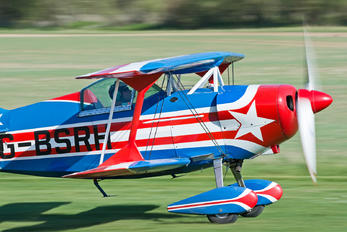 G-BSRH - Private Pitts S-1 Special