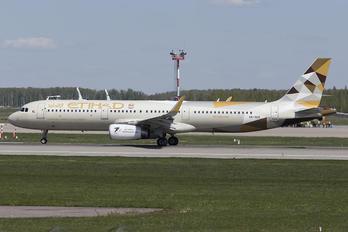A6-AEE - Etihad Airways Airbus A321