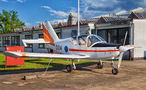 Croatia - Air Force UTVA 75 004 at Velika Gorica/ZTC airport