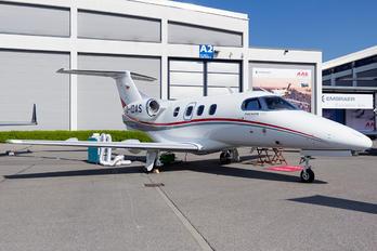 D-IDAS - Private Embraer EMB-500 Phenom 100