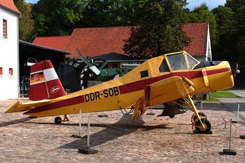 DDR-SOB - Private LET Z-37 Čmelák