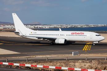 D-ABBD - Air Berlin Boeing 737-800