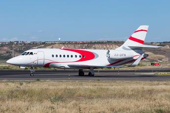 XA-DFN - Private Dassault Falcon 2000LX