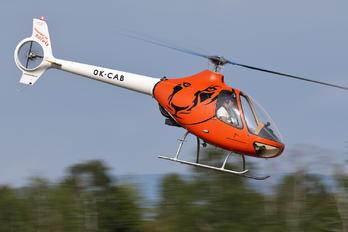 OK-CAB - Private Guimbal Hélicoptères Cabri G2