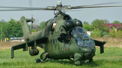 270 - Poland - Army Mil Mi-24D