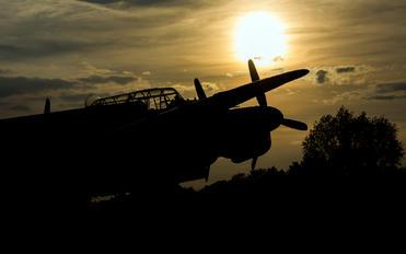 NX611 -  Avro 683 Lancaster VII