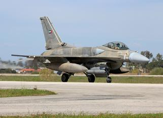 3045 - United Arab Emirates - Air Force Lockheed Martin F-16E Fighting Falcon