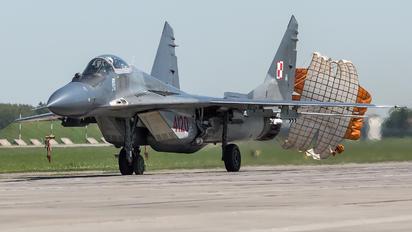 4120 - Poland - Air Force Mikoyan-Gurevich MiG-29G