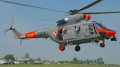 0304 - Poland - Navy PZL W-3WA TSAR Sokół