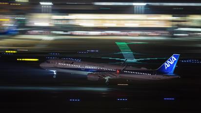 JA113A - ANA - All Nippon Airways Airbus A321