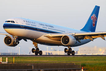B-6548 - China Southern Airlines Airbus A330-200