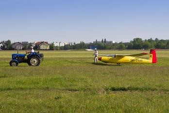 SP-2680 - Aeroclub Warsaw PZL SZD-30 Pirat