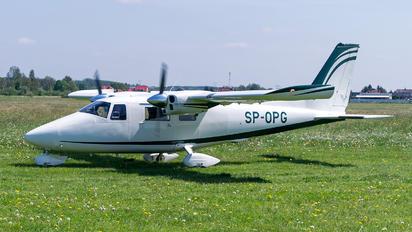 SP-OPG - Private Vulcanair P68C