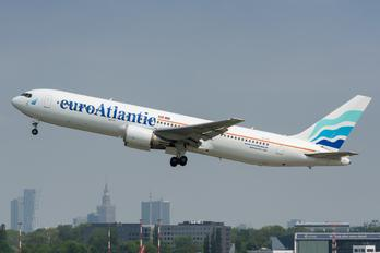 CS-TKS - Euro Atlantic Airways Boeing 767-300ER