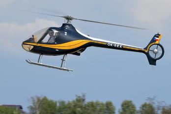 OK-REK - Private Guimbal Hélicoptères Cabri G2