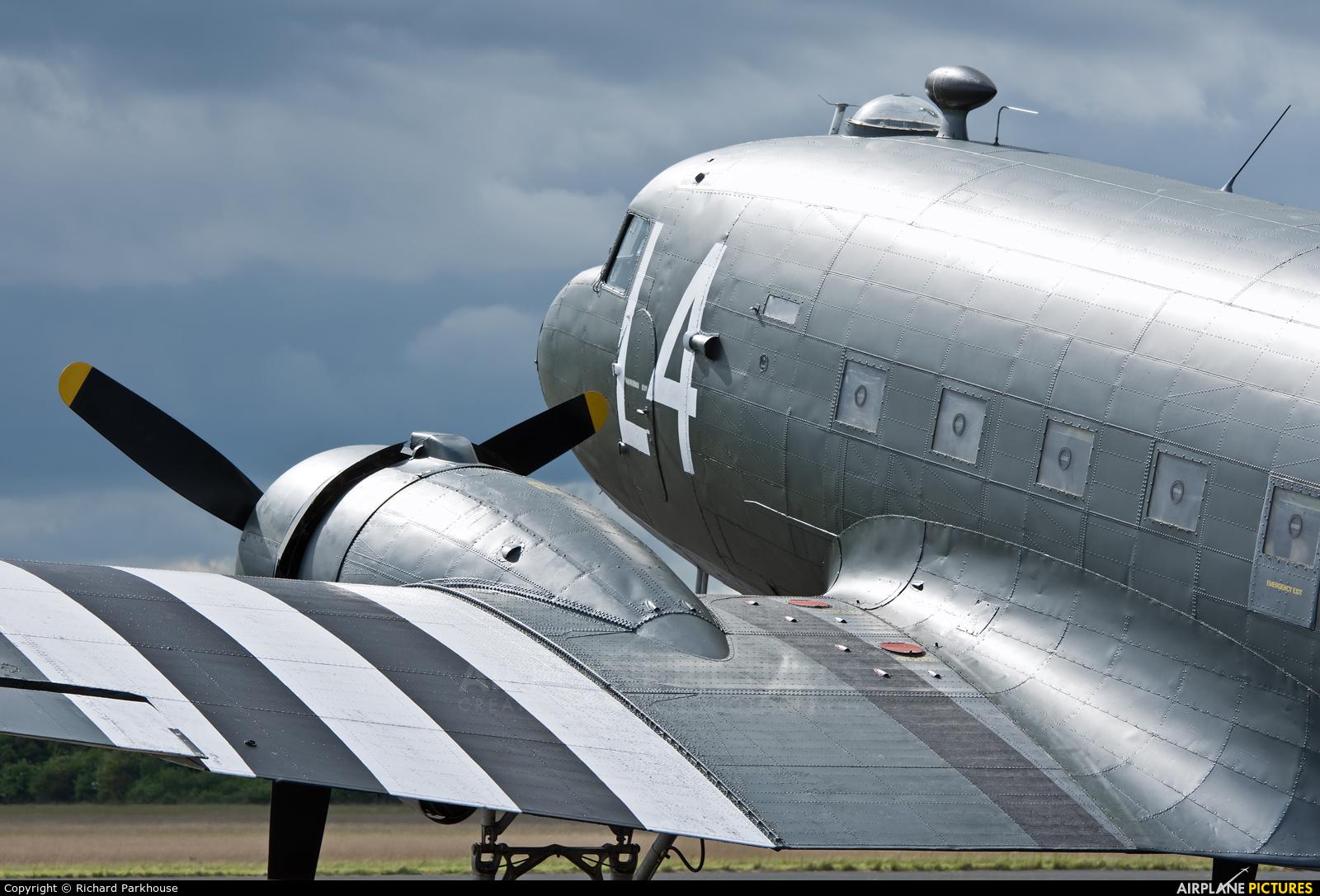 Aces High N147DC aircraft at Abingdon