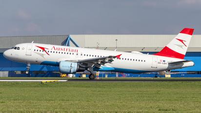 OE-LBK - Austrian Airlines/Arrows/Tyrolean Airbus A320