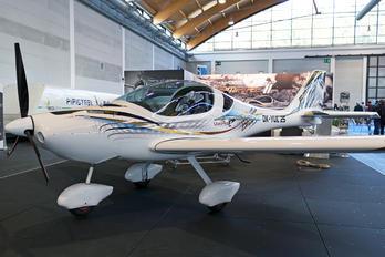OK-YUL 25 - Private Flying Machine FM250 Vampire