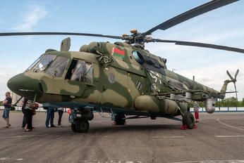 91 - Belarus - Air Force Mil Mi-8MTV-5