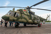91 - Belarus - Air Force Mil Mi-8MTV-5 aircraft
