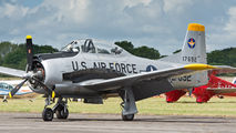 G-TROY - Private North American T-28A Fennec aircraft
